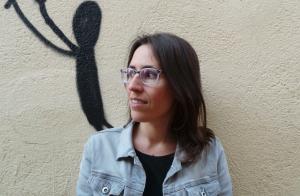 Eva Baltasar és la convidada al Cafè amb lletres del mes de febrer