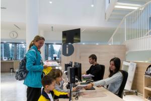 La Biblioteca cada any té més usuaris