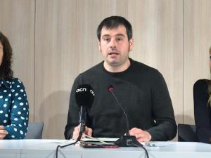 L'alcalde de Cerdanyola, Carles Escolà