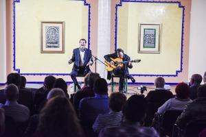 Les imatges de la matinal flamenca a La Casa de Andalucía