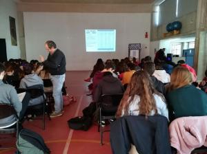 Les xerrades del programa Orienta Cerdanyola han passat pels instituts