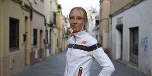 Zoya Naumov, l'exatleta del Club Muntanyenc Sant Cugat, té 23 anys