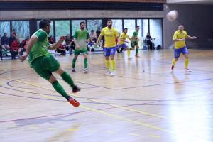 Cerdanyola FC ho donava tot per intentar frenar els forts atacs del Castelldefels