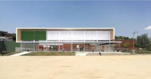 Imatge del projecte per la pista exterior de Can Xarau