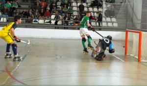 Acció del tercer gol d'Ignasi López