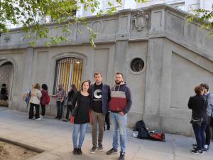 Benseny, Escolà i Guimerà a les portes del Tribunal Suprem