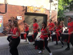 Celebració de la 4a Estimbada a Cerdanyola