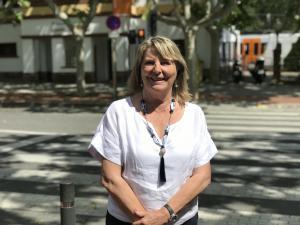 Chus Cornellana, candidata de Gent per Bellaterra