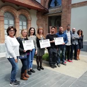 Els guanyadors del Concurs d'Aparadors