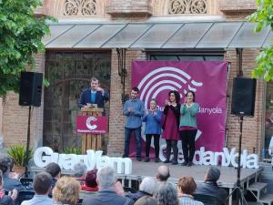 Presentació de la candidatura de Guanyem Cerdanyola