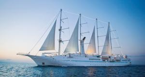 El 'Windstar' és un dels creuers que visitarà Tarragona.