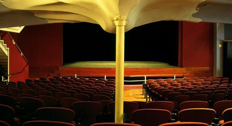 Platea del Teatre Metropol de Tarragona