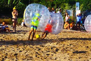 El joc estrella d'aquest estiu a les platges tarragonines