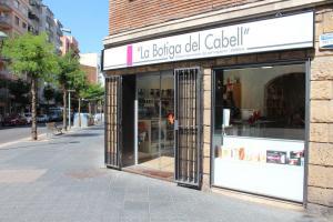 Nova ubicació de l'establiment, al Carrer Ramon i Cajal, 27