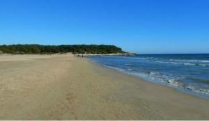 Imatge de la platja Llarga de Tarragona.