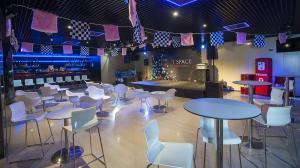 A la sala T-Space podreu celebrar i gaudir de diversos esdeveniment.
