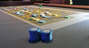 L'espai All In One combina pòquer, apostes esportives i servei de restauració.