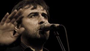 El cantant Roger Mas, en una imatge d'arxiu.