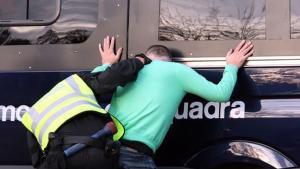 Els Mossos d'Esquadra han trobat la navalla de l'agressió a casa del detingut