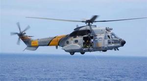 Els quatre membres del Servei Aeri de Rescat de l'Exèrcit de l'Aire van morir després que l'helicòpter en què viatjaven s'estavellés al mar.