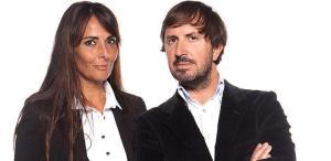L'espectacle «1.001 gags» amb Mónica Salas i Jordi Rios.