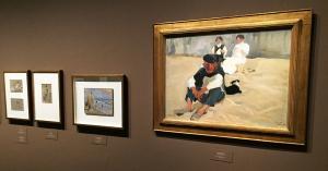 L'exposició de Sorolla al Caixafòrum de Tarragona es pot veure fins al 3 de març de 2017.