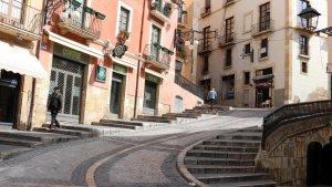 Els fets es van produir a la Part Alta de Tarragona.