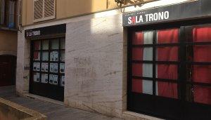 La Sala Trono abandona el que ha estat el seu local des de l'any 2003.
