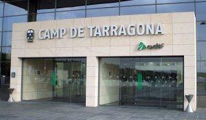 L'estació d'alta velocitat del Camp de Tarragona, en una imatge d'arxiu.