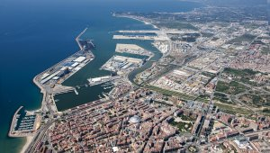 El port romà tenia ocupava unes 17 hectàrees