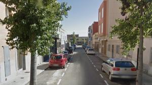 Els fets van tenir lloc al carrer de l'Olivar aquest dilluns 20 de febrer.