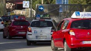 Fa mesos que s'arrosseguen problemes pel que fa als exàmens pràctics de conduir a Tarragona.