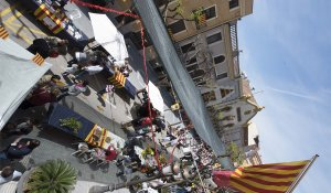 Constantí es va omplir d'activitat per Sant Jordi.