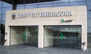 L'estació del Camp de Tarragona, en una imatge d'arxiu.