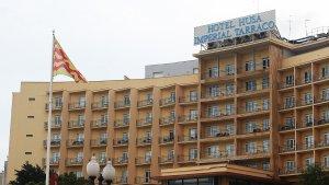 L'Hotel Husa Imperal Tàrraco.