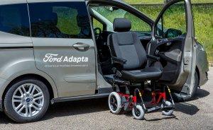 Es podrà veure i provar els vehicles de Ford Adapta.