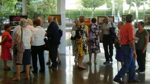 Els actes començaran amb la inauguració de l'exposició de treballs de l'Espai de la Gent Gran .