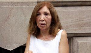 L'exdirectora de l'IES Pedraforca de L'Hospitalet de Llobregat, Dolores Agenjo.