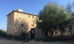 La Torre Forta roman tancada a l'espera que l'Ajuntament de Tarragona li trobi un ús.