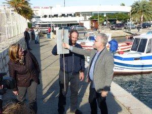 Tret de sortida de la 43 edició de la Festa del Calamar