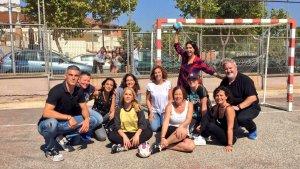 El programa 'Estàs igual' de TV3 va emetre aquest dijous un programa sobre el retrobament d'antigues jugadores d'handbol a Sant Salvador.