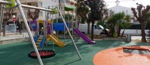 Els parcs infantils de Salou.