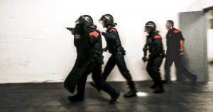 Imatge d'arxiu mossos. no utilitzar