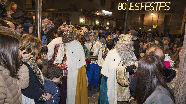 La cavalcada de Reis tornarà a Vila-seca aquest divendres.
