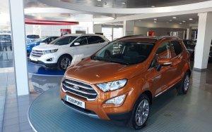 El nou EcoSport el trobareu a Ford Store Tarraco Center.