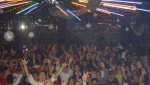 La cèlebre discoteca Chrysalis, en una imatge d'arxiu.