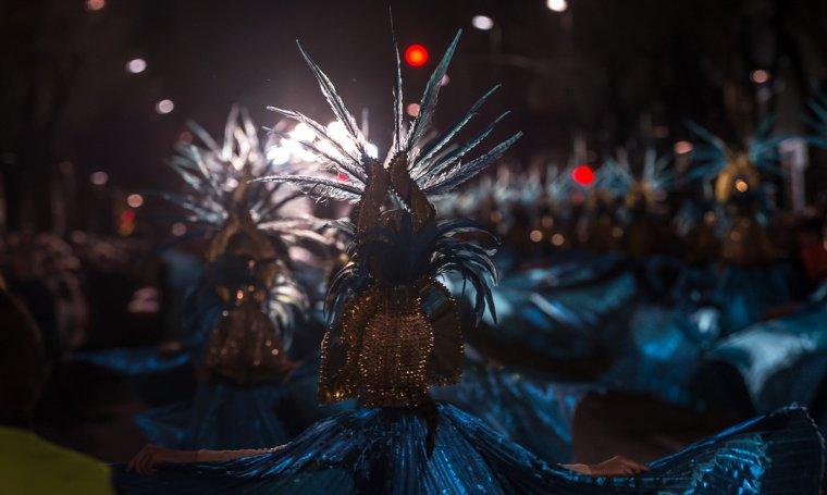 El Carnaval de Tarragona torna a enlluernar la ciutat.