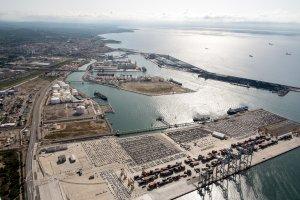 Imatge del Port de Tarragona