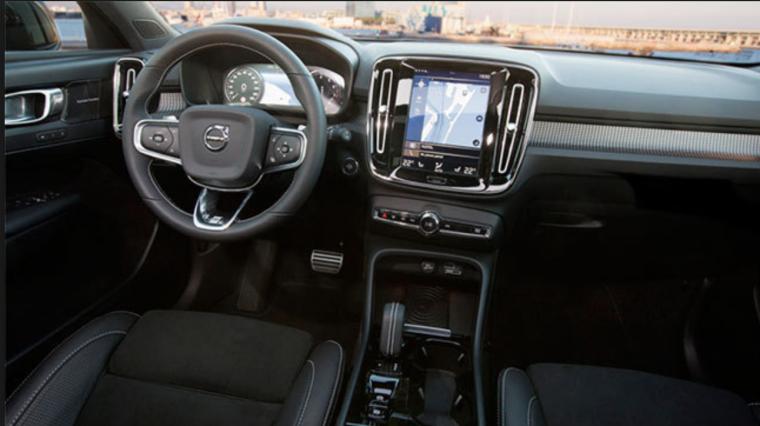 La tecnologia i la seguretat són dos trets característics del Volvo XC40.