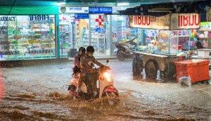 El nivel del mar no deja de subir, pero solo algunas ciudades se verán afectadas.